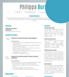 New York <br>Resume Template