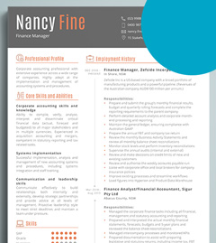 Tokyo <br>Resume Template