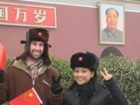 Helen Zhang - Exchange Student, Beijing, China
