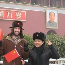 Helen Zhang – Exchange Student, Beijing, China