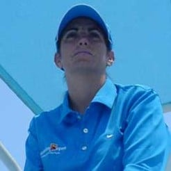 Kerrilyn Cramer - Tennis Official, Chair Umpire