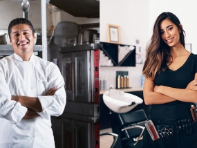 Chefs and hairdressers top Australia\'s most wanted list