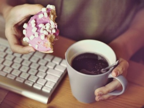 Top 10 Tips On How Not To Get Fat At Work