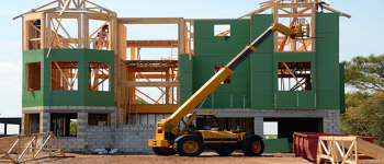 Building and construction industry going green