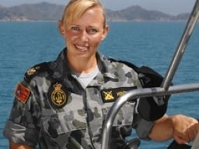 Navy leadership program for women