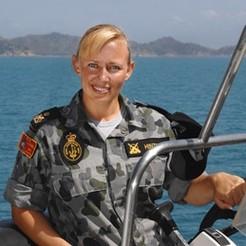 Navy leadership program for women
