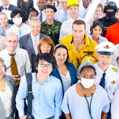 Financial crisis affects jobs