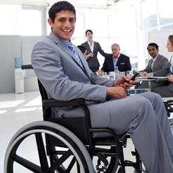 Disability not a disadvantage in the workplace