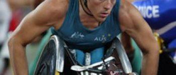 Kurt Fearnley wins gold