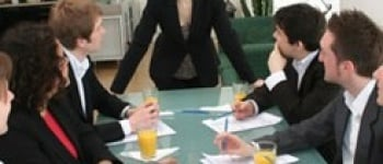 Women in executive positions