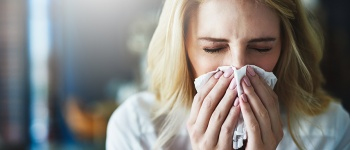 Preventing the spread of flu in the office
