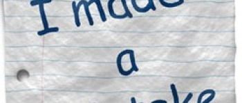 Oops, I don't really want to resign