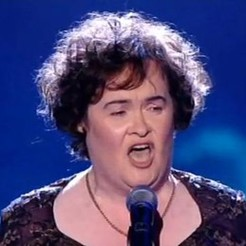 Susan Boyle – never too late to dream