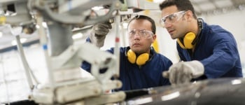 Talent shortage in trades, sales and engineering