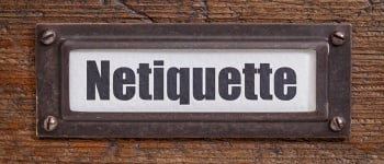 The employee's guide to netiquette