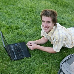 Online study a perfect fit for IT students