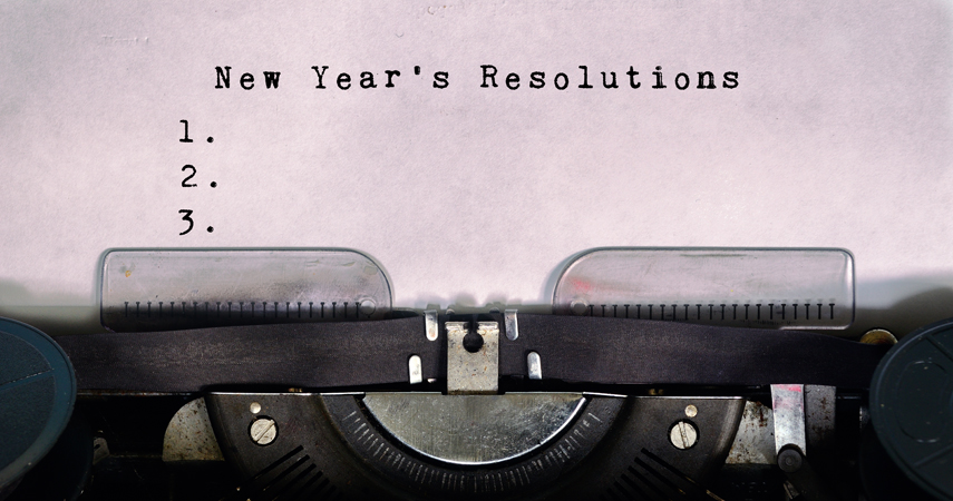 8 new year's resolutions to boost your career!