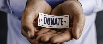 Giving back to the community: charity in the workplace