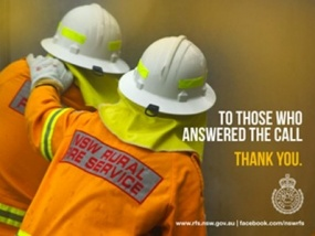 NSW bushfires: volunteering and donating