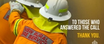 NSW bushfires: volunteering and donating