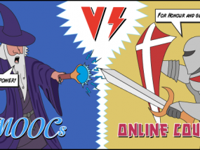 MOOCs vs online courses - what\'s the difference?
