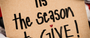 Give a little: why you should volunteer this Christmas