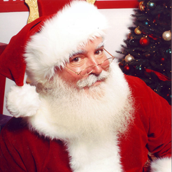 Santa Claus - Delivery Expert