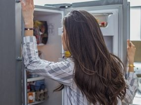 Office fridge etiquette