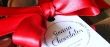Sivaan Walker - Chocolatier and owner of Sivaan Chocolates