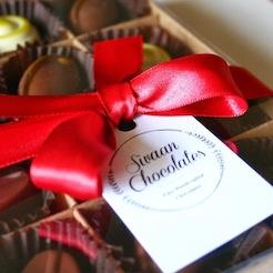 Sivaan Walker – Chocolatier and owner of Sivaan Chocolates