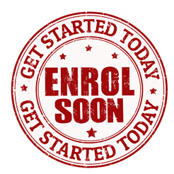 Mid-year enrolments now open!