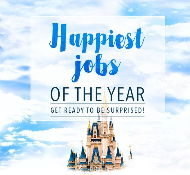 The 10 Happiest Jobs Of 2016
