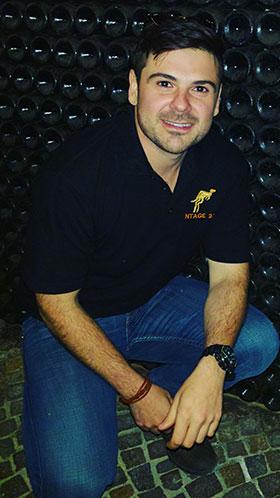 Nicholas Schirripa – Winemaker/Viticulturist at Casella Wines