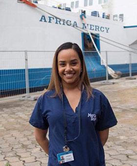Aziza Sahib – Registered Nurse