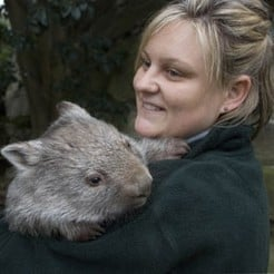 Caroline Steele - Zoologist and Education Adviser, Taronga Zoo