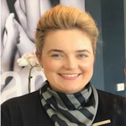 Kimberley Neall - Ella Bach Salon Owner & Skincare Therapist