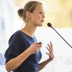 'How Do I Get Over My Fear Of Public Speaking?'
