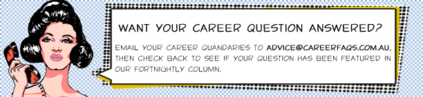 Email Jo your career questions
