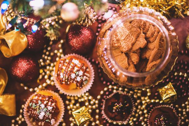 Don't overindulge at the Christmas party
