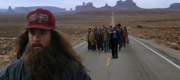 Write down your career progression and you will find you have just as much character development than Forrest Gump.