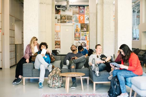Build your social network with an on-campus course