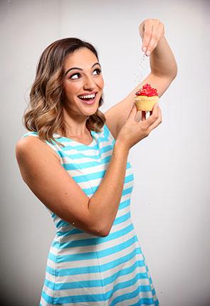 Daniella Boutros – Principal Cake Designer, ButterCreme Lane