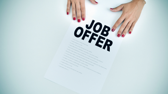 How to Decide Whether To Accept Or Turn Down A Job Offer
