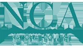 National College Australia logo